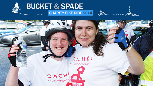 Bucket and Spade Ride 2014